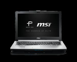 MSI Prestige PE60 to elegancki notebook z 4-rdzeniowymi procesorami Intel Core i7 z rodziny Haswell, dedykowaną kartą graficzną i 15,6-calową matrycą w oszałamiającej rozdzielczości 4K