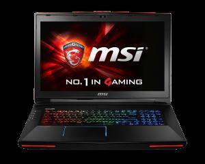 Aktualnie nie ma na rynku gry, która byłaby w stanie pokonać MSI GT72 2QE, ani nawet zmusić gracza do obniżenia ustawień z poziomu ultra